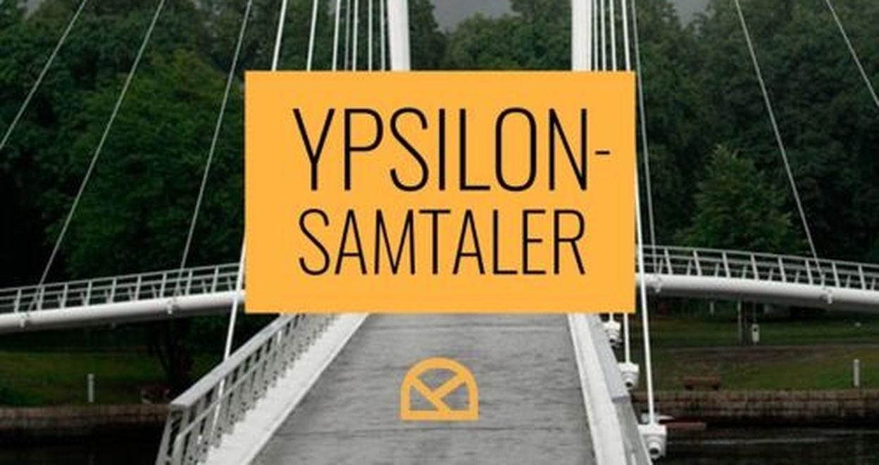 Podkasten Ypsilonsamtaler på lufta!