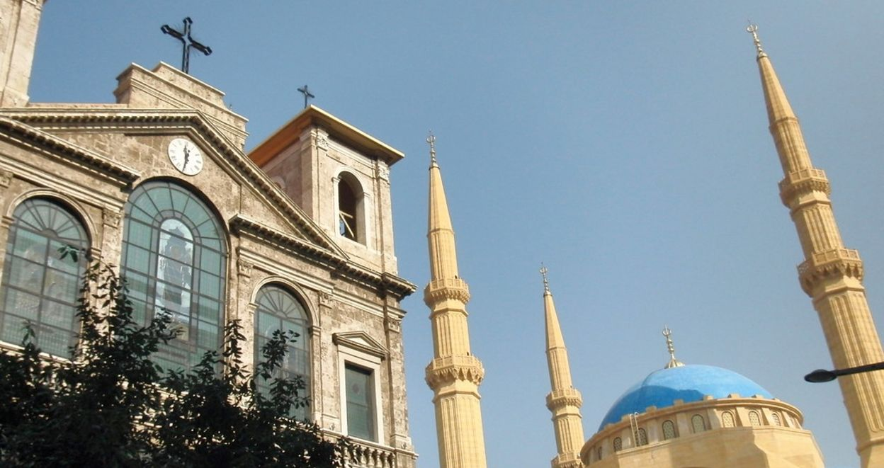 Kirken møter Moskeen