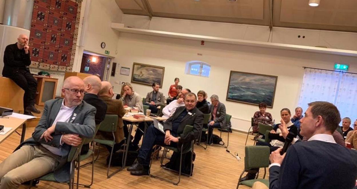 Lærerike og inspirerende dager på nordisk konferanse i Malmø