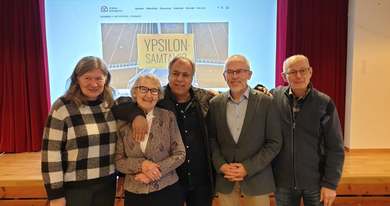 Kick-off for Ypsilonsamtaler